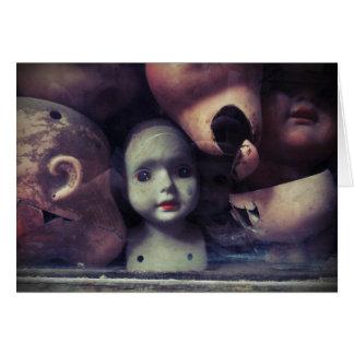 Broken Dolls Card