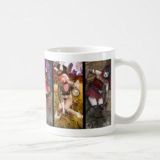 Broken Dolls Series 1 Coffee Mug