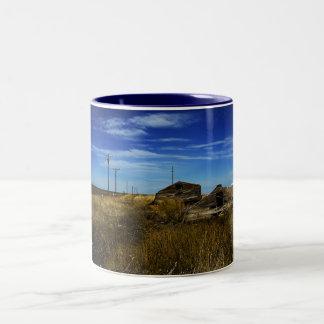 Broken Dreams (Golden Field) Mug