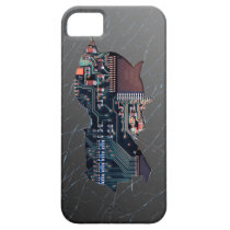Broken Electronics iPhone SE/5/5s Case