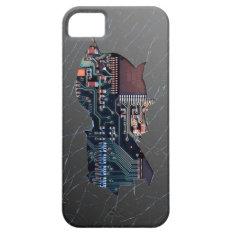 Broken Electronics Iphone Se/5/5s Case at Zazzle