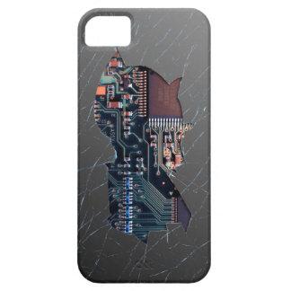 Broken Electronics iPhone SE/5/5s Case