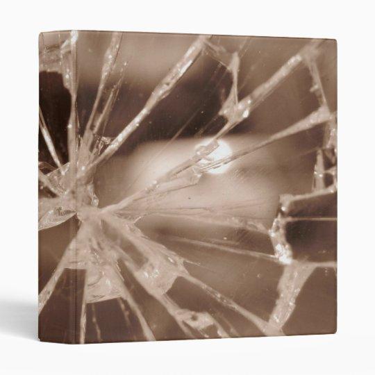 Broken Glass Binder