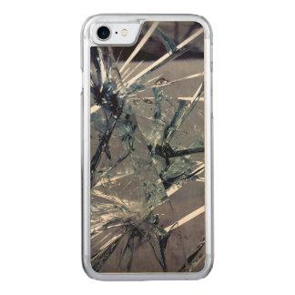 Broken Glass Carved iPhone 8/7 Case