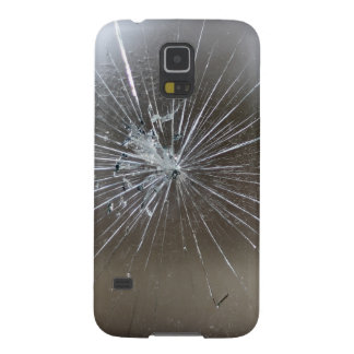 Broken Glass Galaxy S5 Case