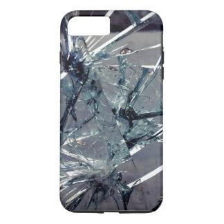 Broken Glass iPhone 7 Plus Case