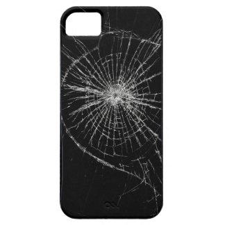 Broken Glass iPhone SE/5/5s Case