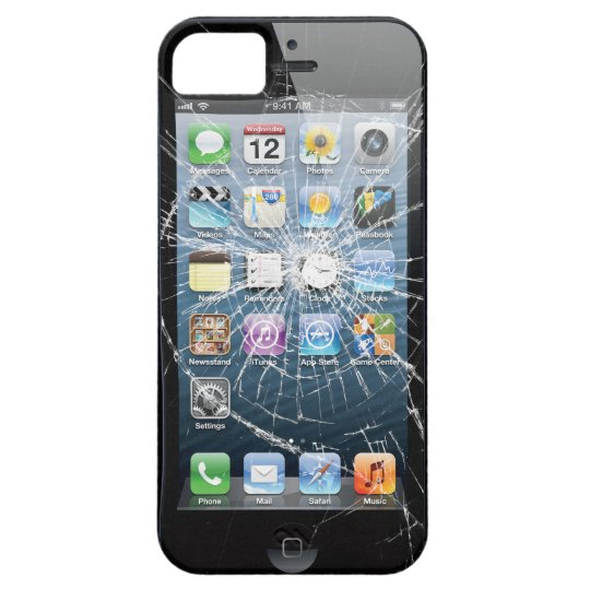 iphone 5s glass broken glass mate iphone zazzle 2864