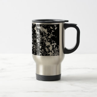 Broken Glass Travel Mug