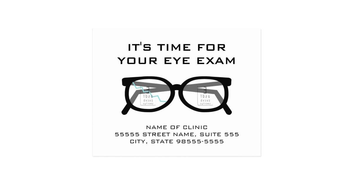 Optometry Postcards | Zazzle