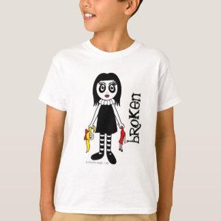 Broken Goth Doll T-Shirt