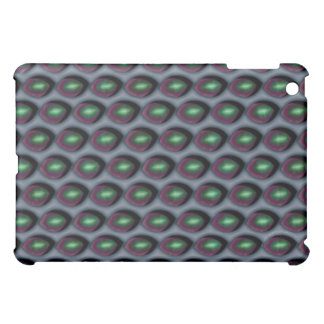 Broken Green Eyes iPad Mini Cases