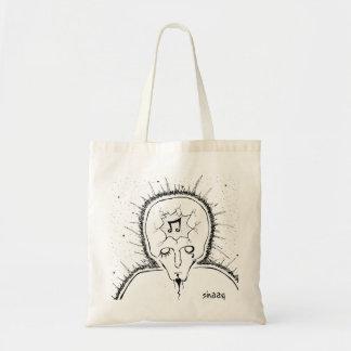 Broken Head Tote Bag