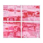 Broken Heart Abstract Canvas Prints