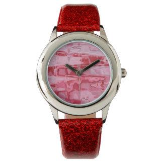 Broken Heart Abstract Watches