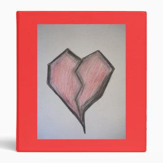 Broken Heart Binder