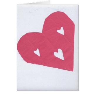BROKEN HEART GREETING CARDS