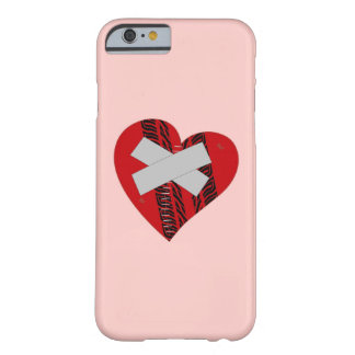 BROKEN HEART BARELY THERE iPhone 6 CASE