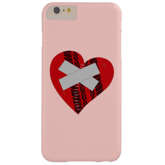 BROKEN HEART BARELY THERE iPhone 6 PLUS CASE