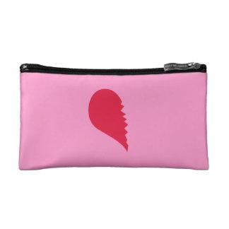 Broken Heart Cosmetic Bag