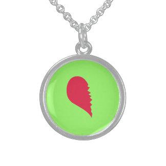 Broken Heart Custom Necklace