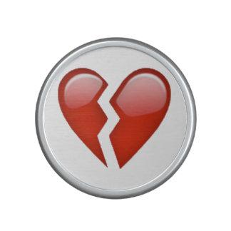 Broken Heart - Emoji Speaker