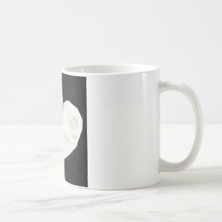 BROKEN HEART MENDED: PENCIL REALISM COFFEE MUG