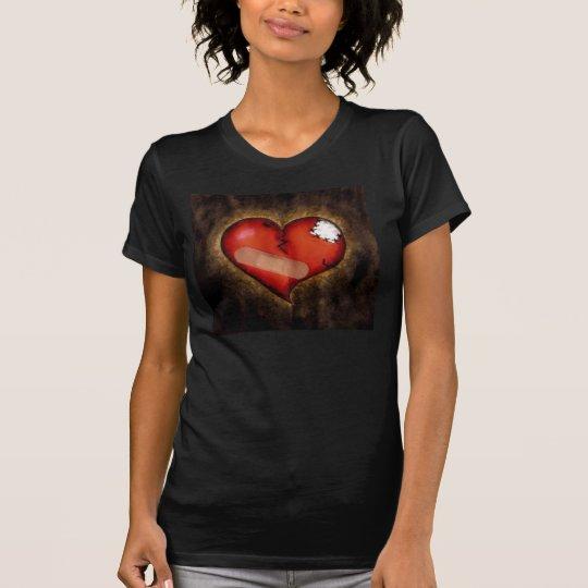 Broken Heart/Mending Heart-t-shirt T-Shirt
