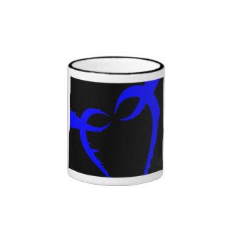 Broken Heart Ringer Coffee Mug