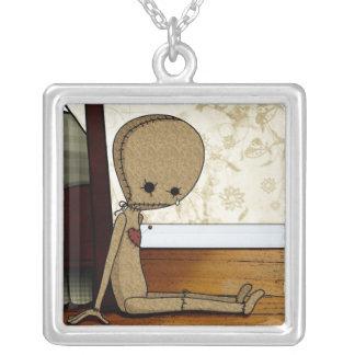 'Broken Heart' Necklace