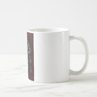 Broken Heart No Text Red Vig.jpg Coffee Mug