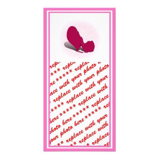 Broken Heart Photo Greeting Card