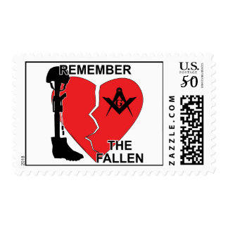 BROKEN HEART POSTAGE