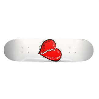 broken heart skateboards amp skateboard deck designs