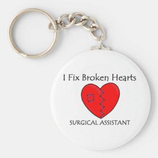 Broken Heart SA 1 Keychain