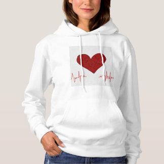 Broken Heart Sweater T Shirt