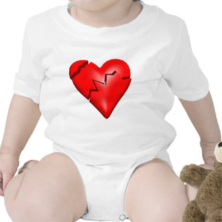 Broken Heart T-shirts and Gifts