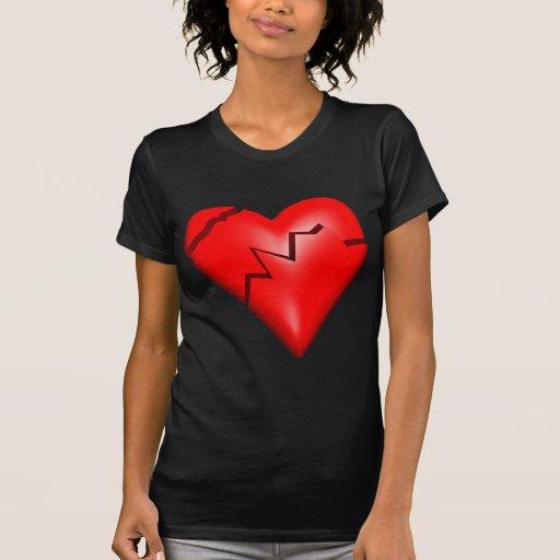 Broken Heart Tshirt