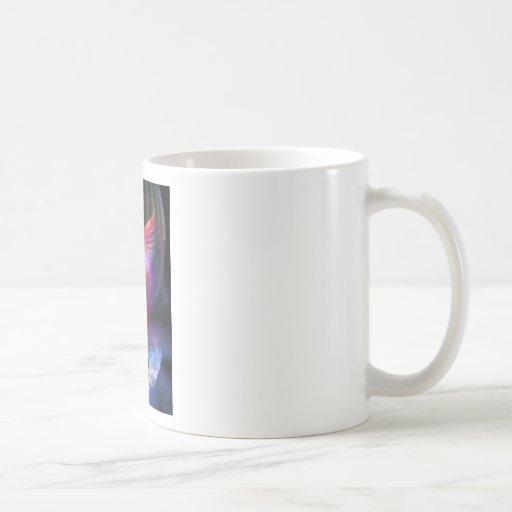BROKEN HEARTED ~ HIGHER REALM BOUND.jpg Classic White Coffee Mug