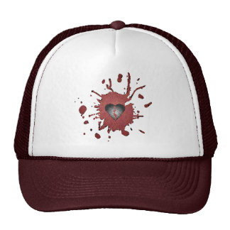 Broken Hearted Trucker Hat