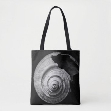 Beach Themed Broken Helix Tote Bag