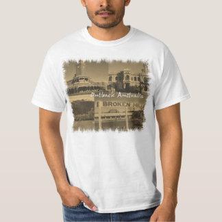 Broken Hill, montage tshirt