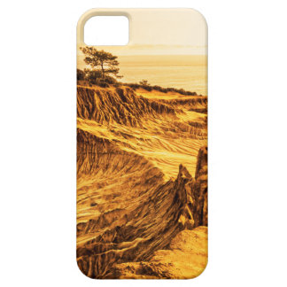 Broken Hill Sunset at Torey Pines iPhone 5 Cover