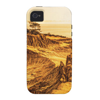 Broken Hill Sunset at Torey Pines Case-Mate iPhone 4 Cover