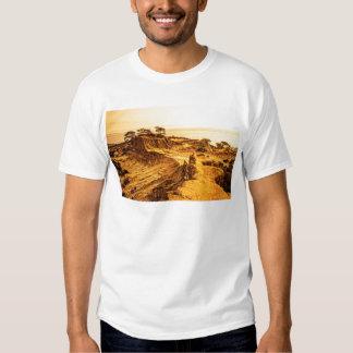 Broken Hill Sunset at Torey Pines Shirt