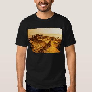 Broken Hill Sunset at Torey Pines T Shirt