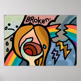 broken home. poster