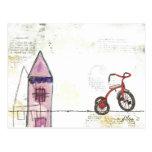 Broken Homes Postcards