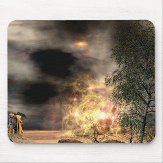 broken hope mouse pad