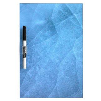 Broken Ice Dry-Erase Board